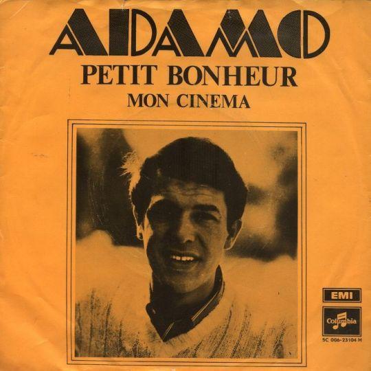 Coverafbeelding Petit Bonheur - Adamo