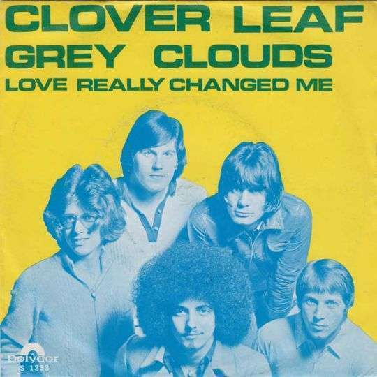 Coverafbeelding Grey Clouds - Clover Leaf