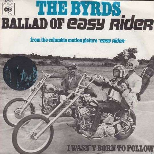 Coverafbeelding Ballad Of Easy Rider - The Byrds