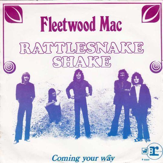 Coverafbeelding Rattlesnake Shake - Fleetwood Mac