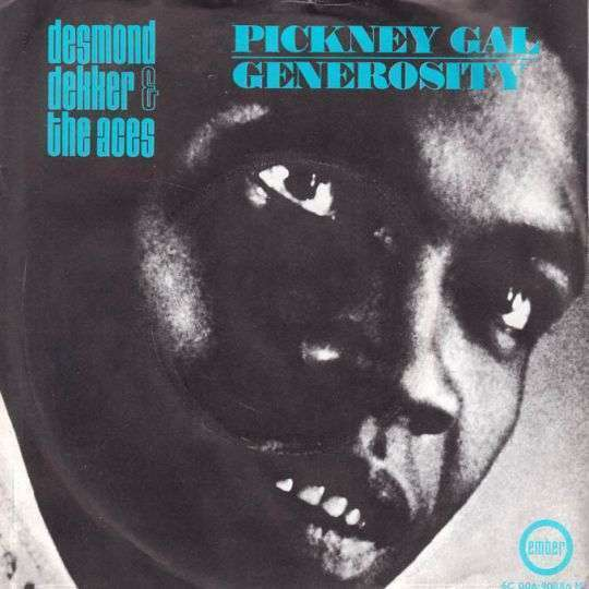Coverafbeelding Pickney Gal - Desmond Dekker & The Aces