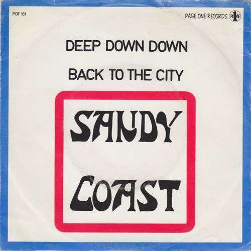 Coverafbeelding Sandy Coast - Deep Down Down