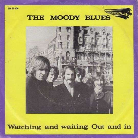 Coverafbeelding Watching And Waiting - The Moody Blues