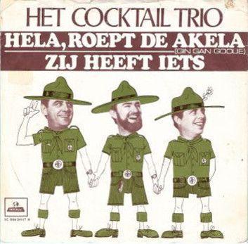 Coverafbeelding Hela, Roept De Akela (Gin Gan Goolie) - Het Cocktail Trio