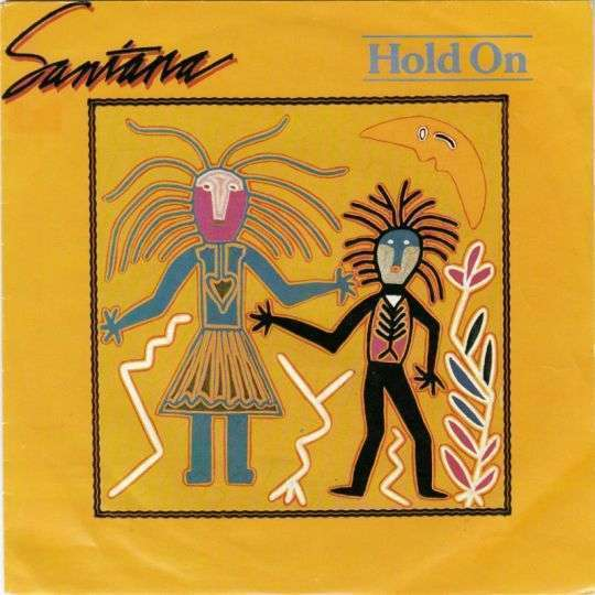 Coverafbeelding Hold On - Santana