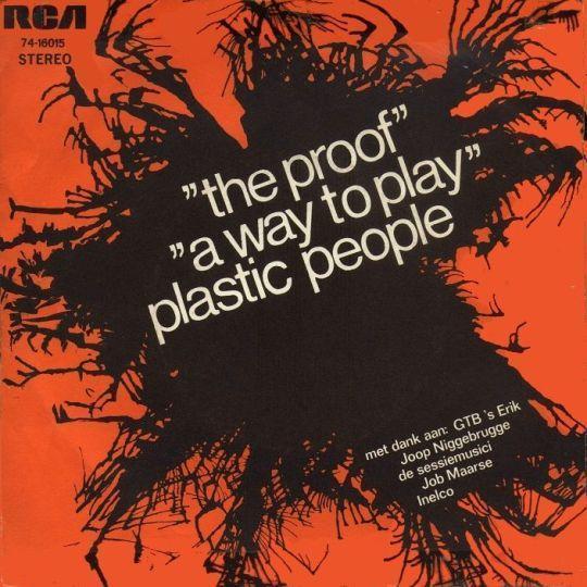 Coverafbeelding The Proof - Plastic People