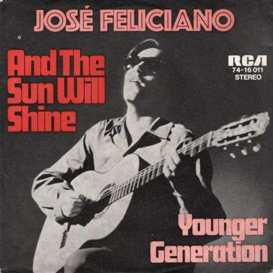 Coverafbeelding And The Sun Will Shine - José Feliciano