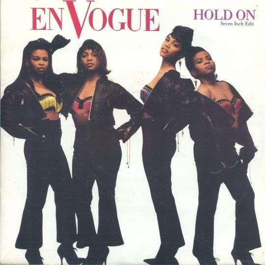 Coverafbeelding Hold On - En Vogue