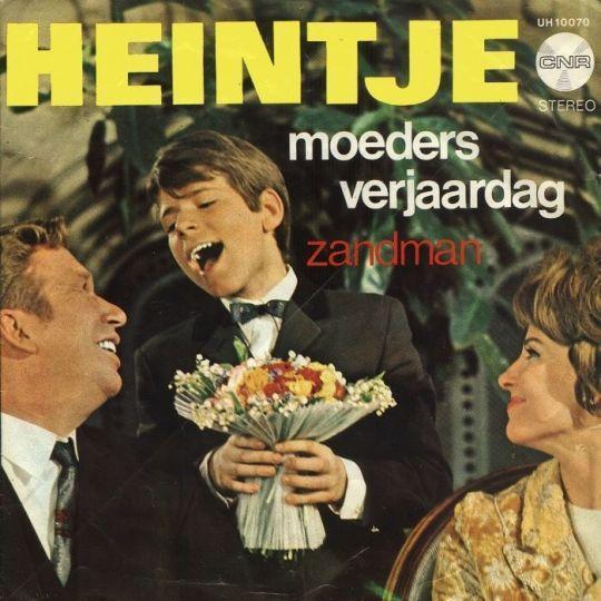 Coverafbeelding Moeders Verjaardag - Heintje