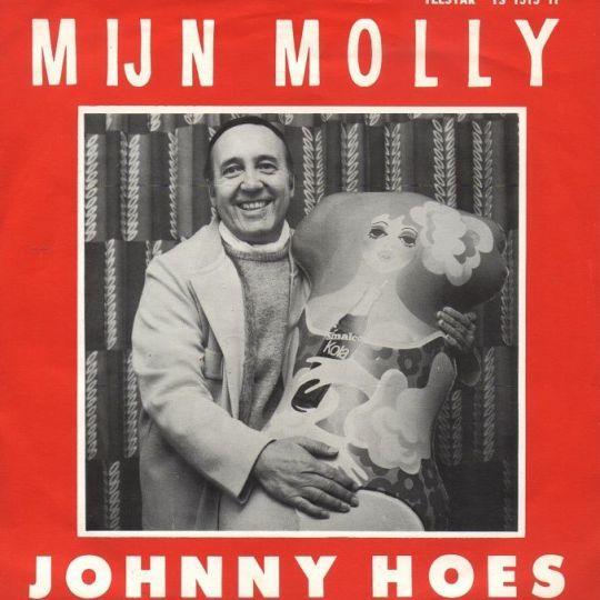 Coverafbeelding Mijn Molly - Johnny Hoes