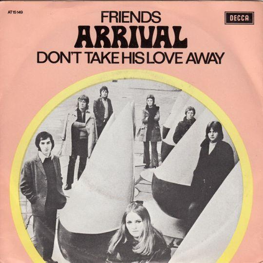 Coverafbeelding Arrival - Friends