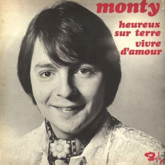 Coverafbeelding Monty - Vivre D'amour