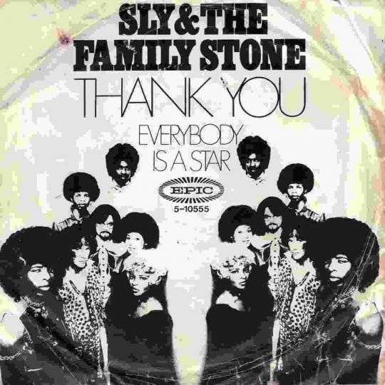 Coverafbeelding Thank You - Sly & The Family Stone