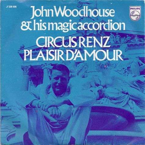 Coverafbeelding John Woodhouse and His Magic Accordion - Circus Renz