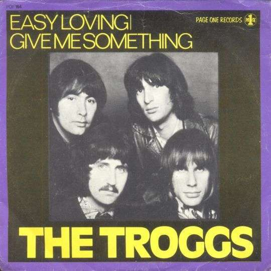 Coverafbeelding Easy Loving - The Troggs