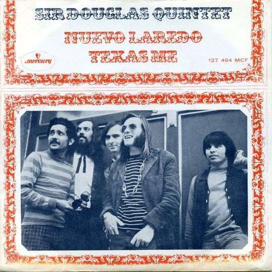 Coverafbeelding Sir Douglas Quintet - Nuevo Laredo