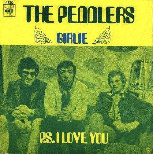 Coverafbeelding Girlie - The Peddlers