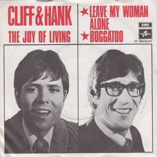 Coverafbeelding The Joy Of Living - Cliff & Hank