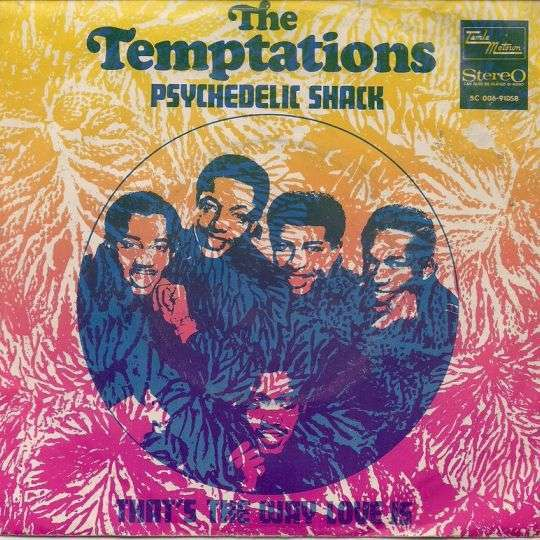 Coverafbeelding Psychedelic Shack - The Temptations