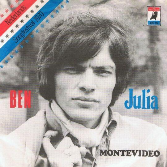 Coverafbeelding Julia - Ben
