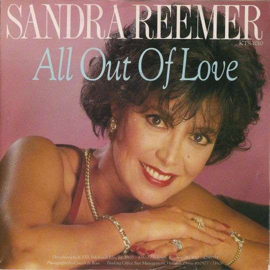 Coverafbeelding All Out Of Love - Sandra Reemer