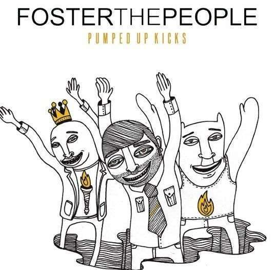 Coverafbeelding Pumped Up Kicks - Foster The People