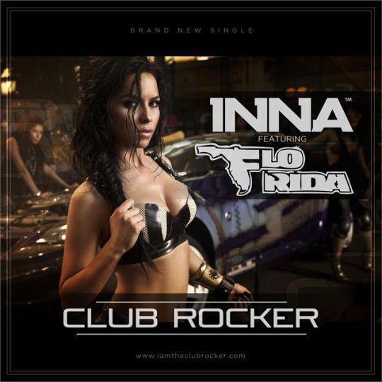 Coverafbeelding Inna featuring Flo Rida - Club rocker