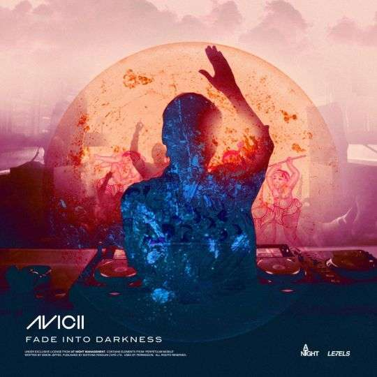 Coverafbeelding Fade Into Darkness - Avicii