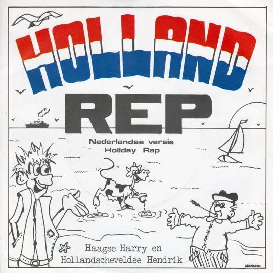 Coverafbeelding Haagse Harry en Hollandscheveldse Hendrik - Holland Rep