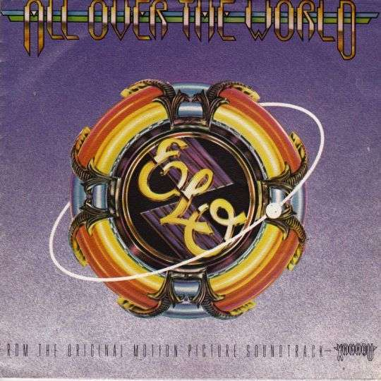 Coverafbeelding All Over The World - Electric Light Orchestra