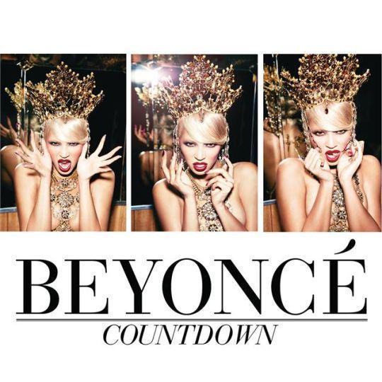 Coverafbeelding Countdown - Beyoncé