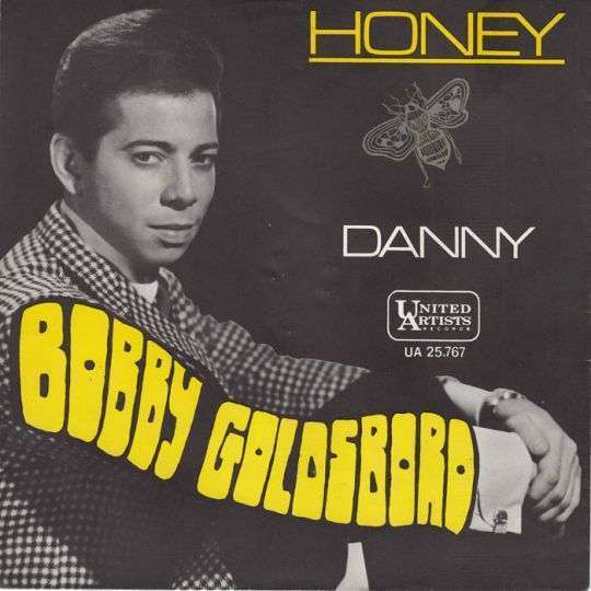 Coverafbeelding Bobby Goldsboro - Honey