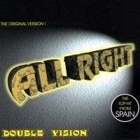 Coverafbeelding Double Vision - All Right