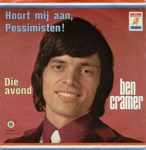 Coverafbeelding Hoort Mij Aan, Pessimisten! - Ben Cramer