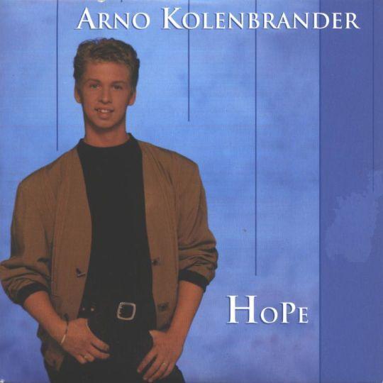 Coverafbeelding Arno Kolenbrander - Hope
