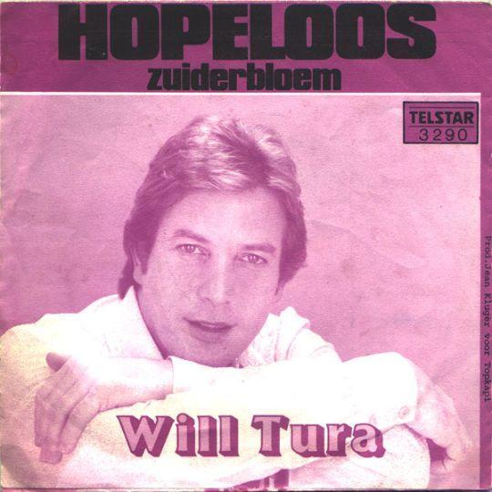 Coverafbeelding Hopeloos - Will Tura
