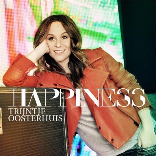 Coverafbeelding Happiness - Trijntje Oosterhuis