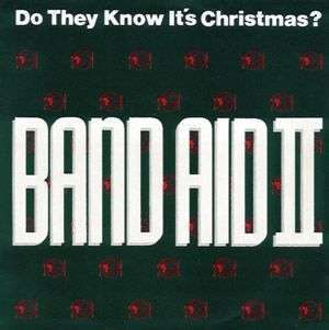Coverafbeelding Do They Know It's Christmas? - Band Aid Ii