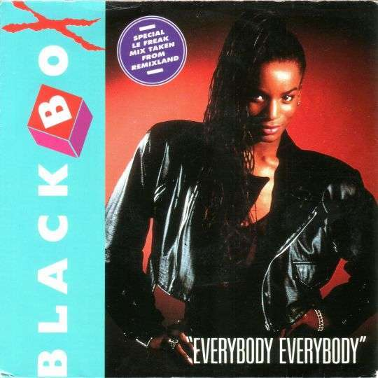 Coverafbeelding Everybody Everybody - Black Box