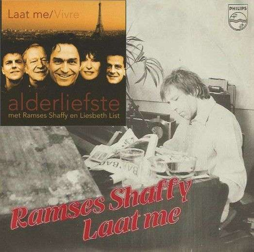 Coverafbeelding Laat Me ((1978)) / Laat Me/vivre ((2005)) / Laat Me ((2009)) / Laat Me/vivre ((2009)) - Ramses Shaffy / Alderliefste Met Ramses Shaffy En Liesbeth List / Ramses Shaffy / Alderliefste Met Ramses Shaffy En Liesbeth List