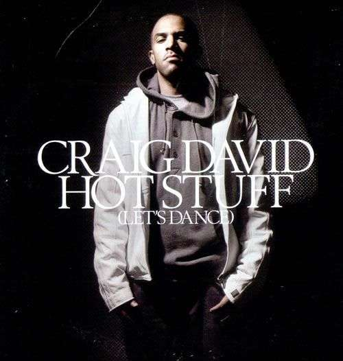 Coverafbeelding Hot Stuff (Let's Dance) - Craig David