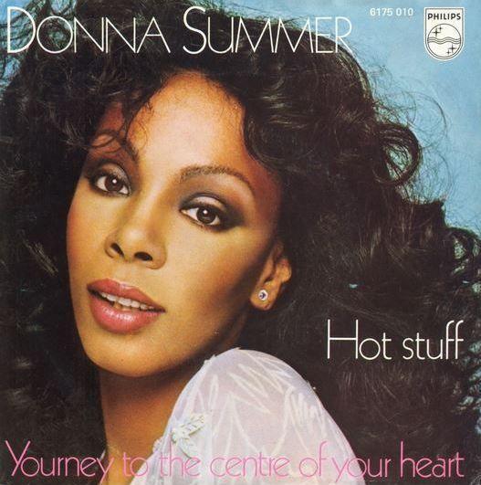 Coverafbeelding Donna Summer - Hot Stuff