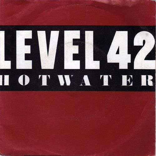 Coverafbeelding Hotwater - Level 42