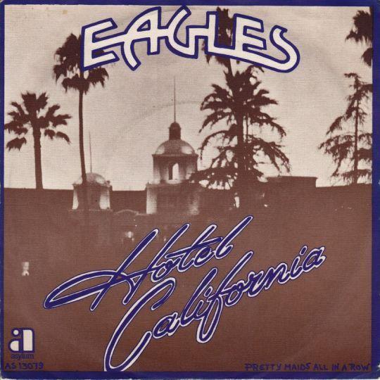 Coverafbeelding Hotel California - Eagles
