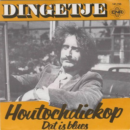 Coverafbeelding Houtochdiekop - Dingetje