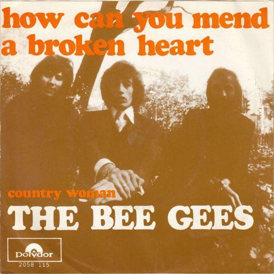 Coverafbeelding The Bee Gees - How Can You Mend A Broken Heart