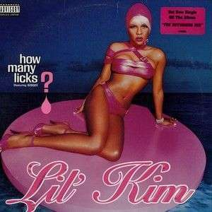 Coverafbeelding How Many Licks? - Lil' Kim (Featuring Sisqo)