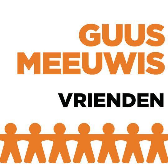 Coverafbeelding Vrienden - Guus Meeuwis