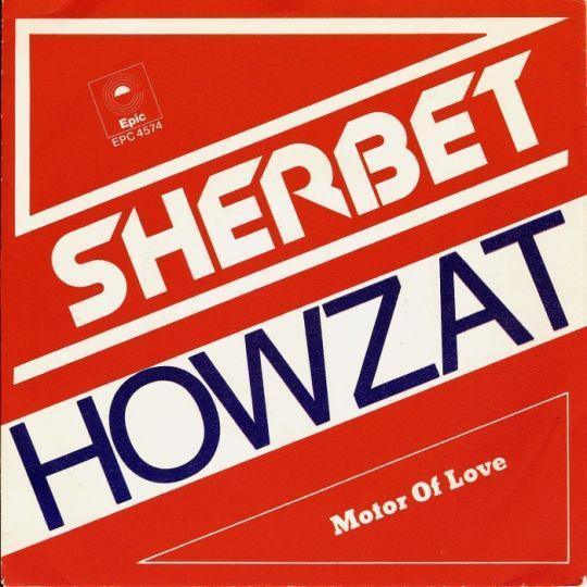 Coverafbeelding Sherbet - Howzat