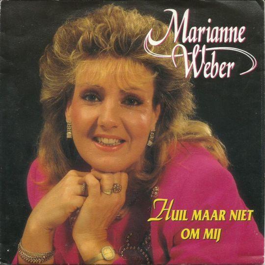 Coverafbeelding Huil Maar Niet Om Mij - Marianne Weber